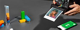 Polaroid Originals One Step + : un instantané connecté