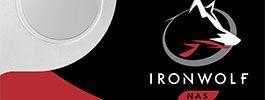 Nouveau Seagate Iron Wolf 14 To spécial NAS