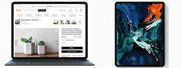 iPad Pro 2018 : en deux versions 11 et 12,9 pouces