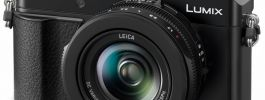 Lumix LX100 II : Appareil photo compact 17 mégapixels