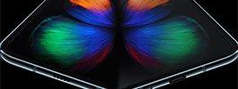 Galaxy Fold - Le premier téléphone pliant par Samsung