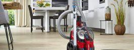 Philips PowerPro Expert : aspirateur-traîneau sans sac et accessoires