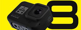 GoPro Hero8 Black : la nouvelle référence des caméras sportives