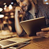 Les fran�ais naviguent sur internet avec leur smartphone