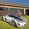 Blade, une supercar dont le ch�ssis a �t� imprim� en 3D