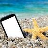 Objets high-tech étanches pour la plage