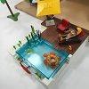 Playmobil 5575 + 5586 City Life : Piscine + Studio des invit�s