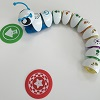 La Chenille programmable (Code-a-pillar) de Fisher-Price : Démo du jouet en français