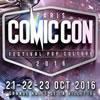 L'univers Marvel � l'honneur sur l'affiche du Comic Con Paris 2016