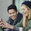 Plus de 9 jeunes sur 10 connectés à leur mobile
