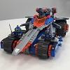 Lego 70315 Nexo Knights : L'�p�e rugissante de Clay