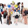 La poup�e Barbie rhabill�e par des cr�ateurs de mode