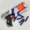 Nerf Elite N-Strike Strongarm - Démo du jouet pistolet