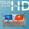 Le passage � la TNT HD en France est un succ�s !