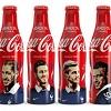 UEFA Euro 2016 : 11 joueurs fran�ais sur des bouteilles de Coca-Cola