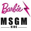 Barbie x MSGM Kids : Collection de prêt-à-porter dédiée à la poupée