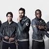 Une veste en jean aux couleurs du PSG par Levi's
