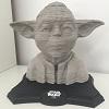 Puzzle sculpture Star Wars 3D : Yoda 160 pi�ces