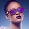 Lunettes de soleil futuristes par Dior et Rihanna