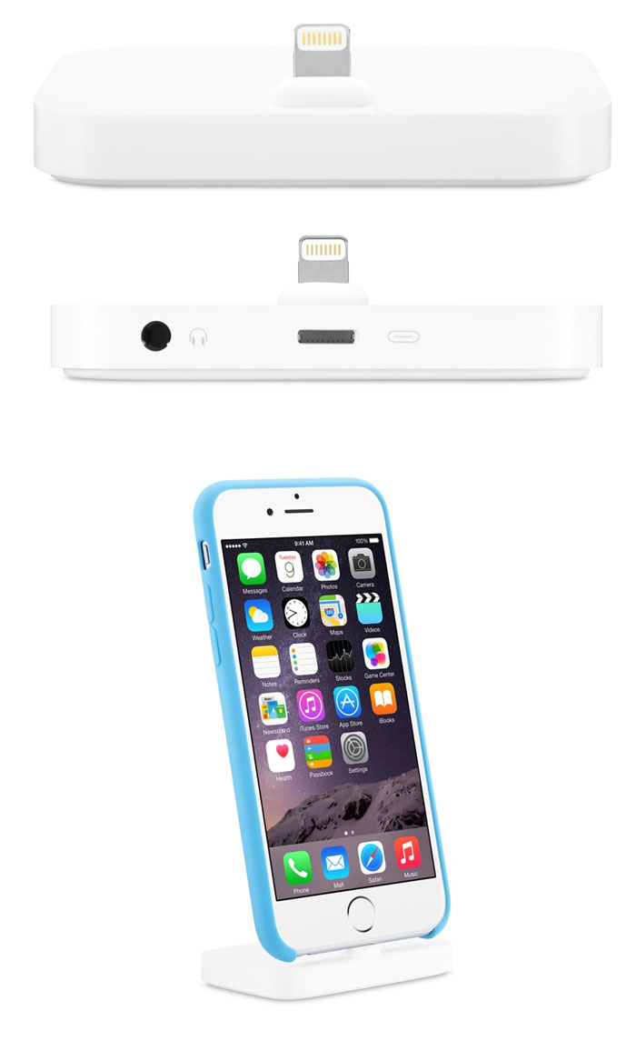nouveau dock lightning chez apple pour iphone et ipod touch. Black Bedroom Furniture Sets. Home Design Ideas