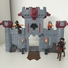 Playmobil 6697 Super 4 : Citadelle transportable du baron noir