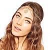 Les bijoux de tête, de peau et de main... la grande tendance de l'été