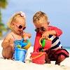 Bouée et jeux d'eau pour bébé et enfant