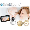 Safe&Sound : Vtech développe sa gamme avec des écoute-bébés