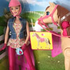 Barbie Hop � cheval