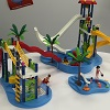 Playmobil Summer Fun : Parc aquatique et extensions