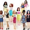 Barbie : Nouveau look et nouvelles formes pour les modèles 2016