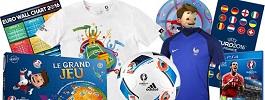 S�lection de produits Euro 2016