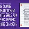Oxford SOS Note, des notes manuscrites scannées automatiquement