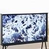Serif : Nouvel écran TV par Samsung et les frères Bouroullec
