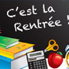 La rentr�e des classes 2015