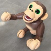 Singe interactif Zoomer Chimp