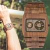 WeWood, la marque qui fabrique ses montres avec du bois recyclé