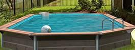 Dossier piscine : les diff�rents types, l'entretien et la s�curit�