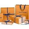 Le nouveau packaging Louis Vuitton change de couleur