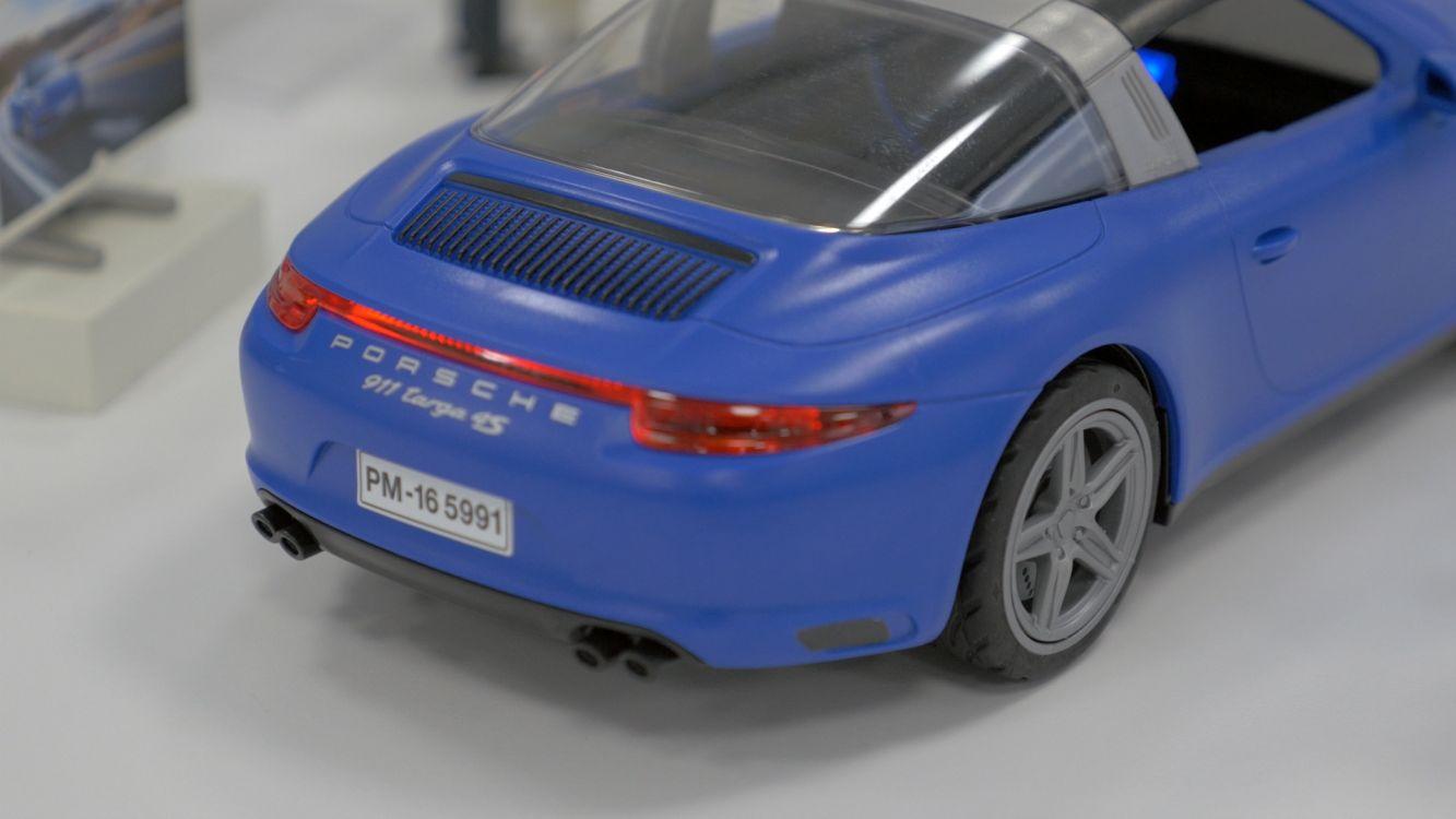 playmobil 5991 porsche 911 targa 4s comparer avec. Black Bedroom Furniture Sets. Home Design Ideas