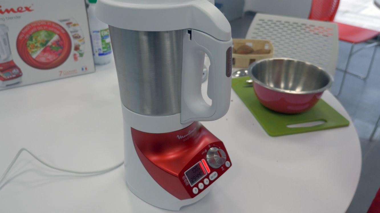 Moulinex lm906110 blender chauffant soup co comparer avec - Soup et co moulinex ...
