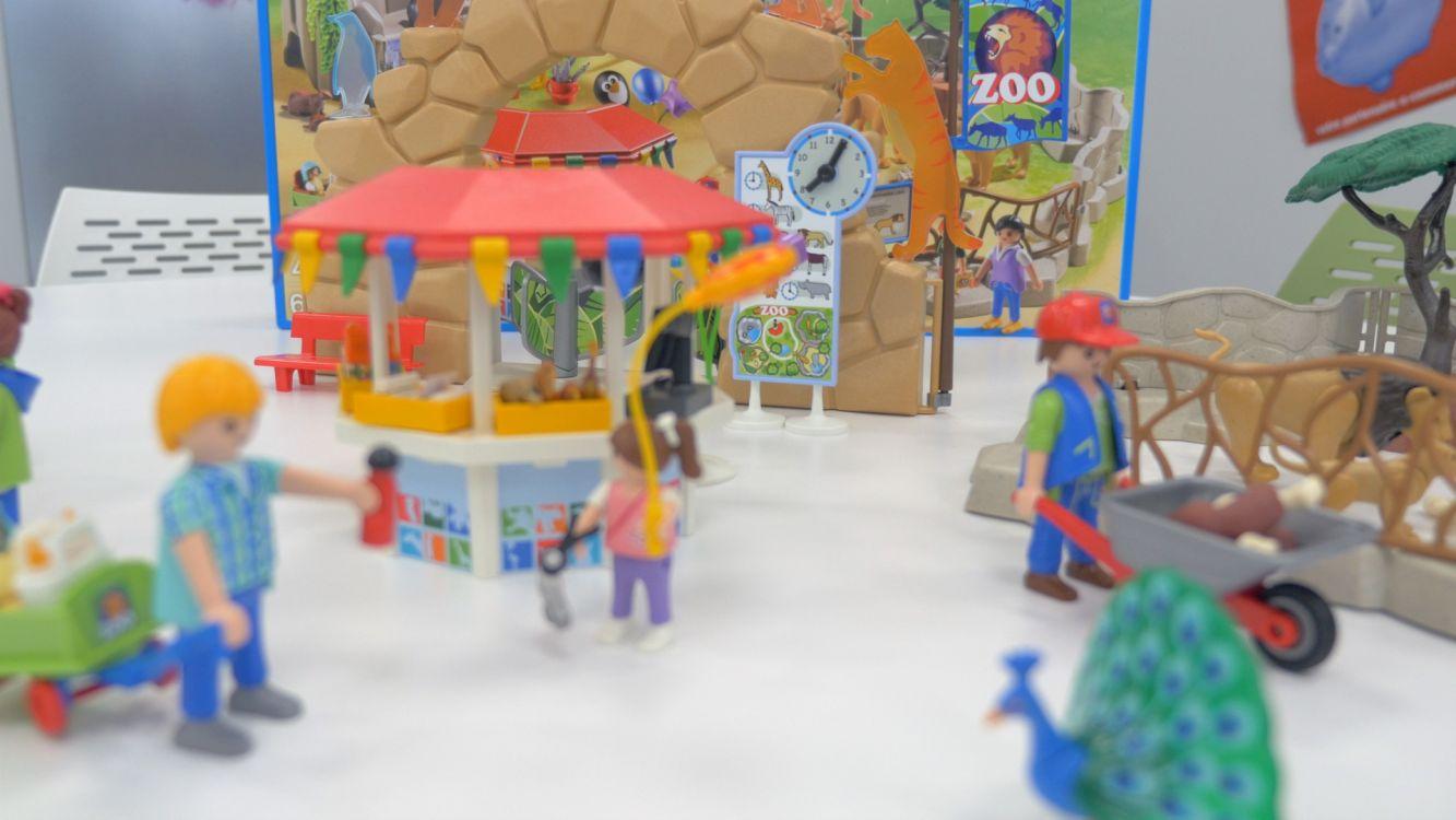 playmobil 6634 city life grand zoo comparer avec. Black Bedroom Furniture Sets. Home Design Ideas