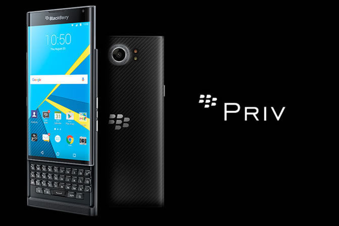 blackberry priv un bon accueil pour ce smartphone android. Black Bedroom Furniture Sets. Home Design Ideas