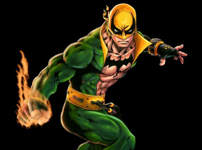 S?rie Marvel Netflix : Finn Jones sera Danny Rand alias Iron Fist