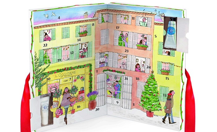 rendez vous beaut des calendriers de l 39 avent pour no l. Black Bedroom Furniture Sets. Home Design Ideas