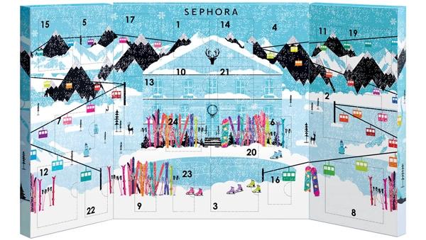 Rendez vous beaut des calendriers de l 39 avent pour no l - Calendrier de l avent femme ...