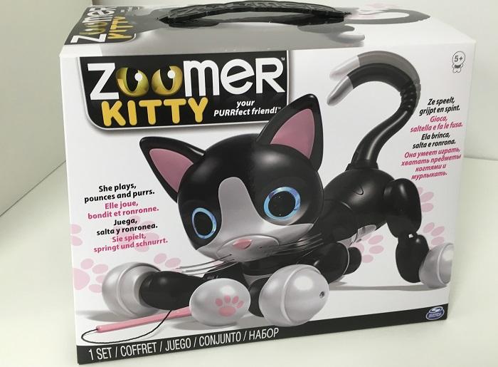spin master zoomer kitty comparer avec. Black Bedroom Furniture Sets. Home Design Ideas