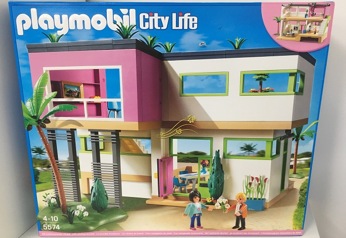HD wallpapers maison moderne playmobil 5574