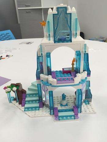 41062 Glace Lego Palais De PrincessLe Disney D'elsa N0wv8mn