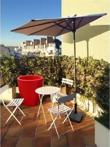 am nager son balcon pas cher id es d co et mobilier. Black Bedroom Furniture Sets. Home Design Ideas